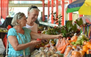 Good nutritional habits for elderly