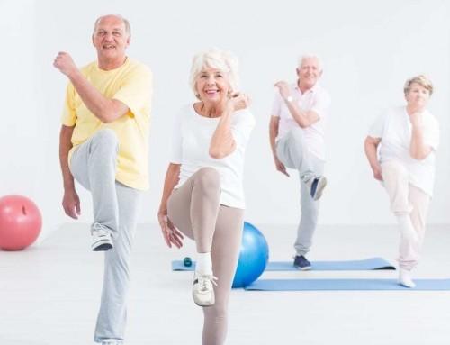 Fall Prevention Exercises for the Elderly