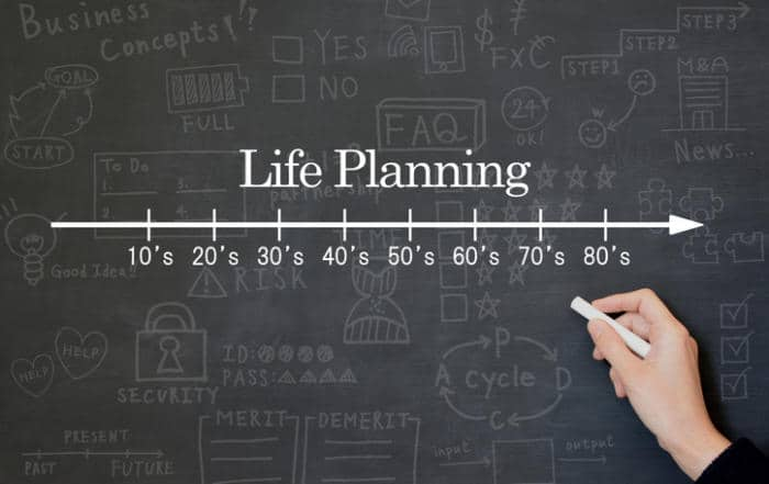 Life planning concepts